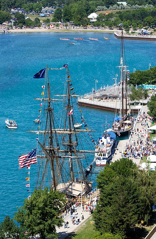 Tall Ships Festival Green Bay Cost