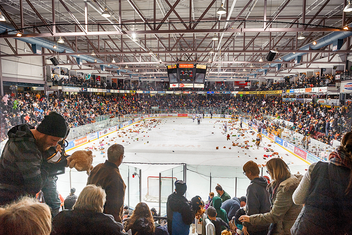 Progressive Auto Sales >> Hockey Club And Sarnia At Odds Over Lease Agreement The