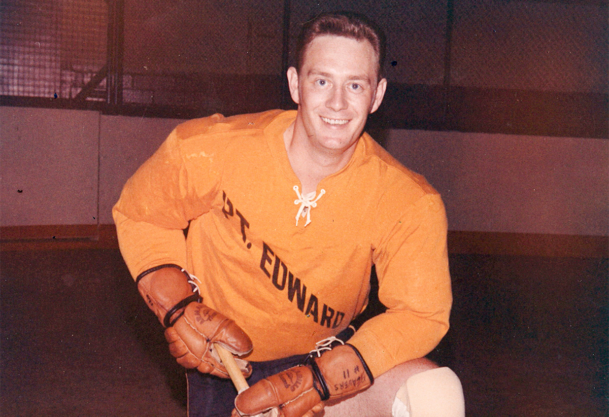 'Mr. Lacrosse' leaves big legacy in and away from arena - The Sarnia Journal